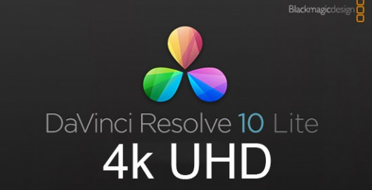 davinci resolve 10 lite permite trabajar en 4k edici n y postproducci n audiovisual. Black Bedroom Furniture Sets. Home Design Ideas