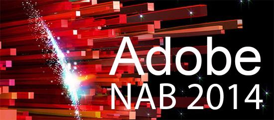 adobe nab 2014
